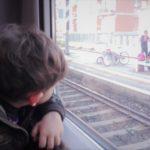 Cosa fare con i bambini? Portiamoli a fare un giro in treno