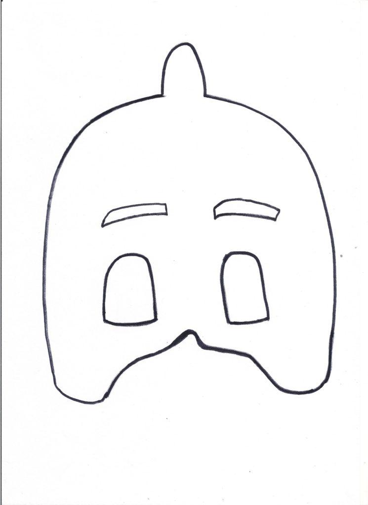 Pj Masks Diy Facciamo Le Maschere Per Carnevale Mammachefiglioit