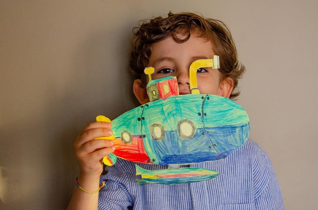 Giochi Pulire Le Stanze giochi con la carta per bambini: colora e ritaglia